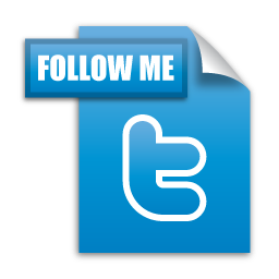 Follow Me on Twitter - RT DUKES