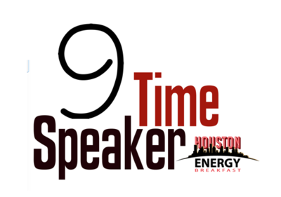 9 Time Houston Energy Breakfast Speaker